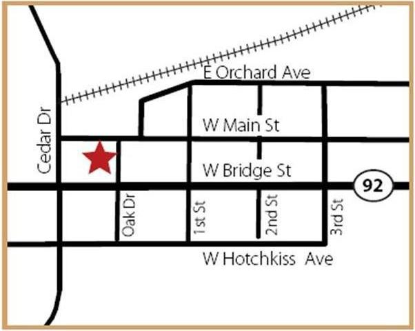 Line Map of Church 2